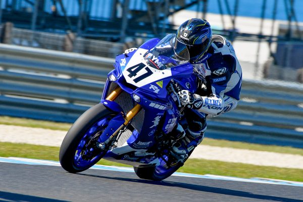 Maxwell secures pole in Phillip Island ASBK finale