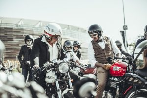 Wallpaper: Distinguished Gentleman's Ride