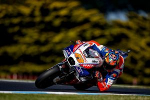 Alternative strategy fails to deliver for Miller at home GP