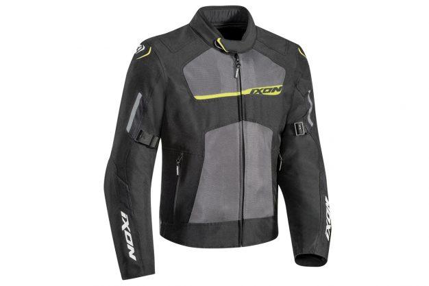 ixon raptor jacket