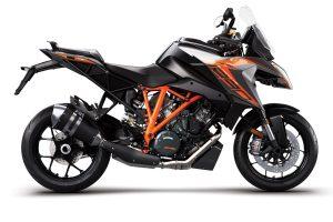 Bike: 2019 KTM 1290 Super Duke GT