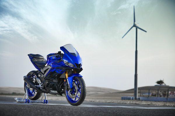 Yamaha announces all-new and enhanced 2019 YZF-R3