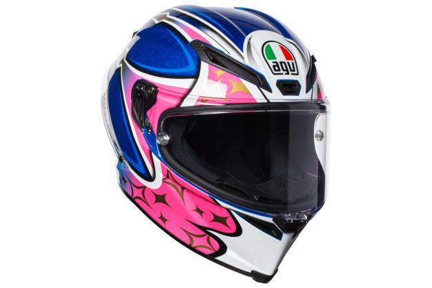 AGV Corsa R Jack helmet