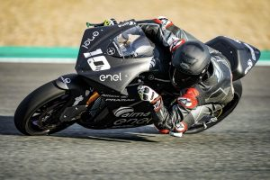 Hook surprised by user-friendly nature of MotoE contender