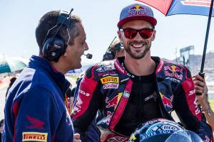 HRC re-enters WorldSBK in new-look factory team