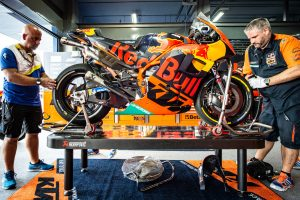 KTM presents opportunity to own RC16 MotoGP contender
