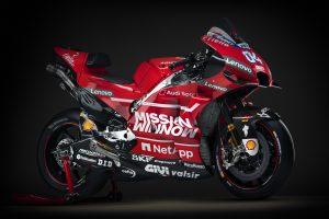 Wallpaper: Mission Winnow Ducati Desmosedici GP19