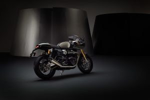 Limited production for Triumph Thruxton TFC model