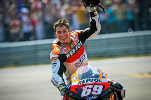 MotoGP to retire number 69 at Grand Prix of the Americas