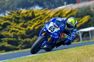 Phillip Island PB motivating for Halliday in Superbike return