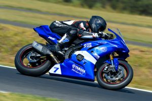 Supersport pace-setter Toparis aiming for more in WorldSSP test