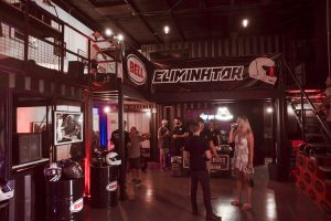 Bell officially launches Eliminator helmet on the Gold Coast