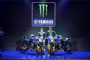 New-look Monster Energy Yamaha MotoGP team unveiled