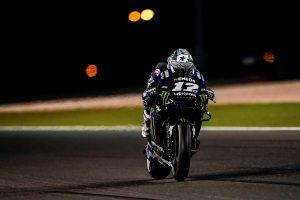 Vinales completes Qatar MotoGP test fastest