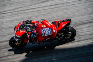 Race distance outing offers answers for Petrucci