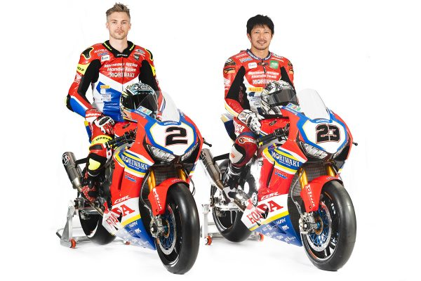 All-new Moriwaki Althea Honda Team unveiled in Australia