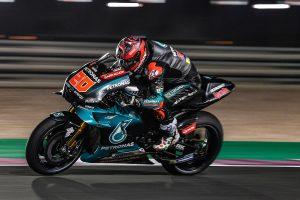 Rated: MotoGP test form