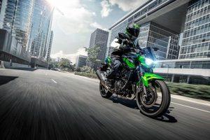 Kawasaki new model - Z400 released