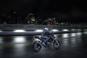 The new 'aggressively naked' CB500F is here
