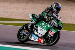 Top three time injects confidence into Gardner ahead of Qatar's opener