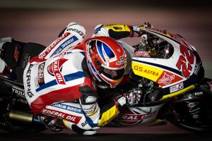 Lowes concludes Qatar Moto2 testing fastest