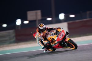 Improved physical condition for Lorenzo ahead of Argentina
