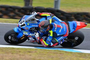 ASBK rookie Croker recovering from Wakefield Park test crash