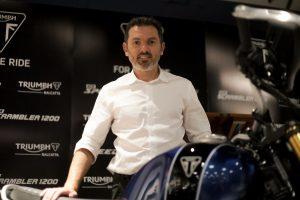 Industry: Triumph Australia's Paul Chiodo