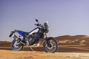 Tenere 700 arrival announced