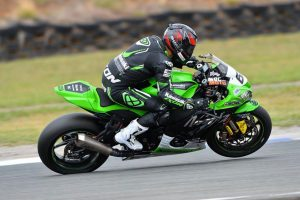 Staring maintains solid position with Dunlop