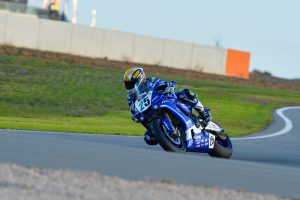 South Australian Falzon leads ASBK into qualifying at The Bend