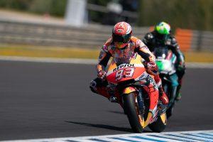 Jerez victory grants Marquez MotoGP championship lead