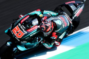Wallpaper: Fabio Quartararo