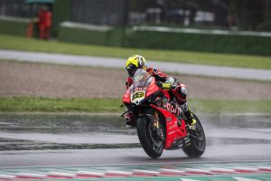 Bautista in support of Imola race two cancellation