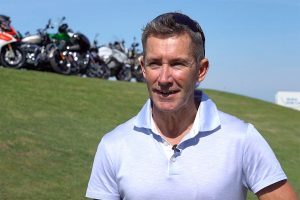 BTS: Troy Bayliss talks Australian Motorcycle Festival