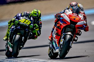 Late crash at Jerez ends Spanish Grand Prix for Miller