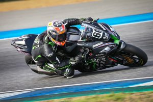 Staring locked in for Suzuka ARRC appearance