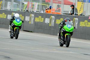 Kawasaki Ninja 400 regulations updated for ASBK remainder