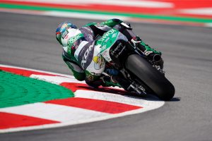 Moto2 and Moto3 riders complete one-day test in Barcelona