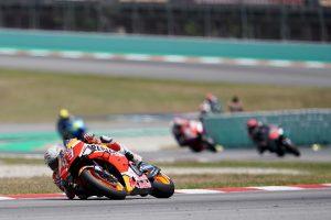 Marquez reigns supreme in chaotic Catalunya MotoGP