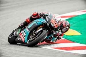 Quartararo tops Friday MotoGP practice at Catalunya