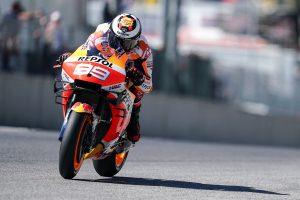 Honda factory visit sparks promise for Lorenzo