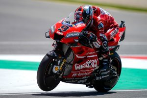 Weight lifted for first time winner Petrucci as Catalunya GP looms
