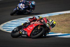 Bautista and van der Mark share wins at Jerez WorldSBK