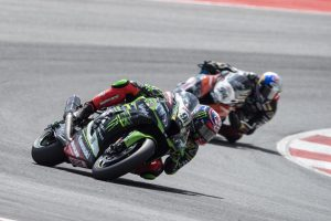 Haslam surges into form with double podium at Misano