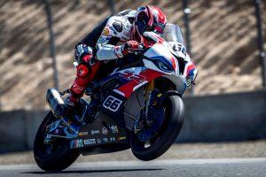 BMW progression 'impressive' declares Sykes