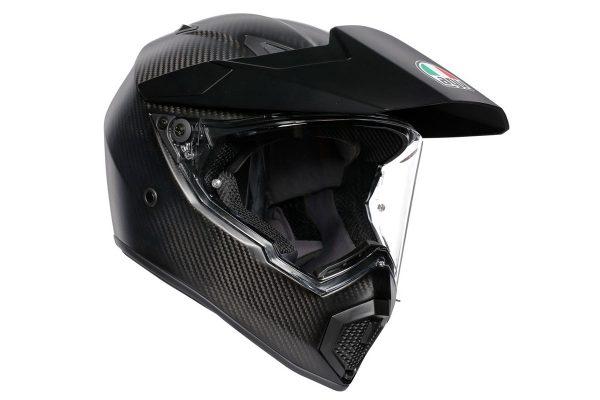Detailed: AGV AX9 helmet