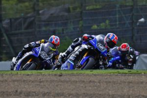 Consistency key for title-leader Parkes in ASB1000 at Suzuka