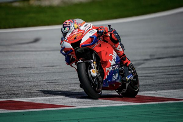 Miller officially re-signs with Pramac Racing for 2020