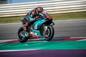 Quartararo tops the timesheets in Misano for day two of testing
